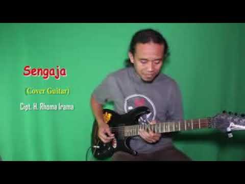 Duet Super Gitar Melodi Dangdut Sengaja Cover