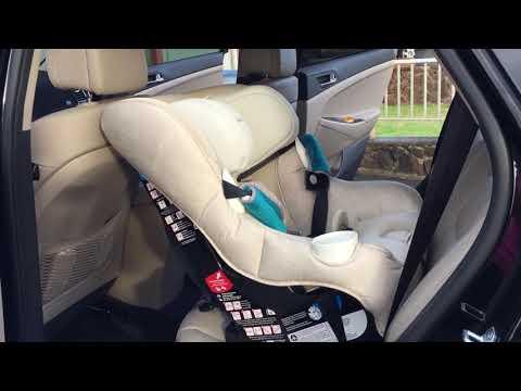 Maxi Cosi Pria 85 Max Convertible Car Seat In Compact SUV