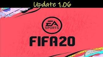 FIFA 20 | Update 1.06