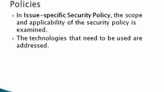 Security Policies in Information Technology.MP4
