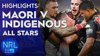 NRL Indigenous All Stars v Maori All Stars | NRL on Nine