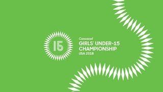 CGU15: United States vs Jamaica