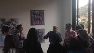 Álvaro Blancarte expone Para Xólotl en Galería Encuentro Guadalupe