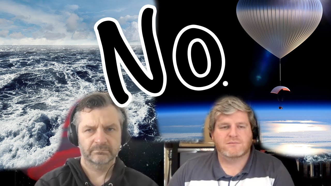 Have Cosmologists been fooled by the Oceans?