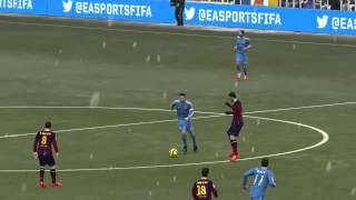 Fifa 14   Long range goal from cristiano ronaldo Thumbnail