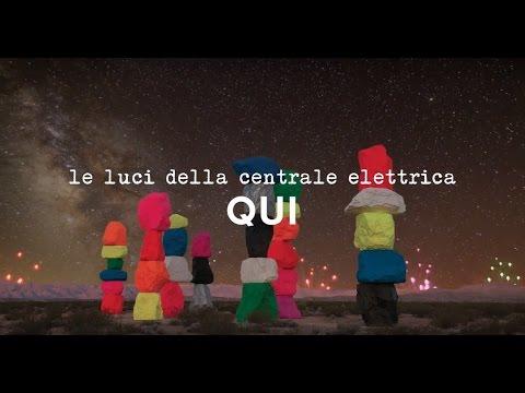 qui le luci della centrale elettrica terra youtube