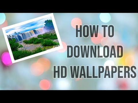 How To Download HD Wallpapers 🔥