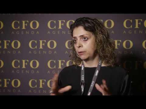CFO of Groupe PSA, Helene Bouteleau on cyber risk