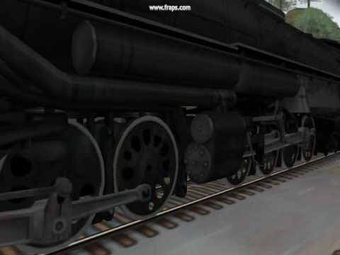 American Steam in Trainz