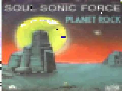 Soul Sonic Force ( planet rock ) dub-remix    D.J. Snaggle