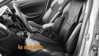 ad'just® | la solution au mal de dos en voiture