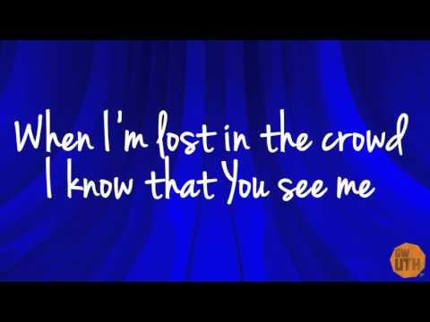 You See Me Lyric Video