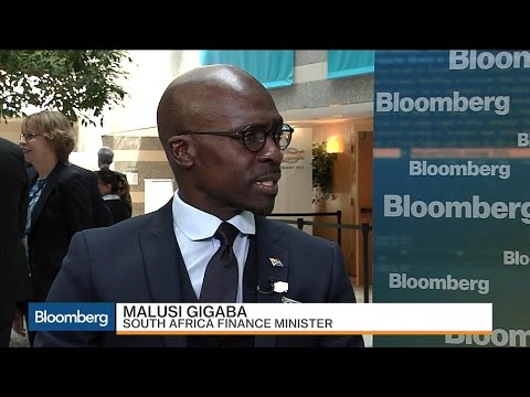 Gigaba Working to Restore South Africa's Investment Grade