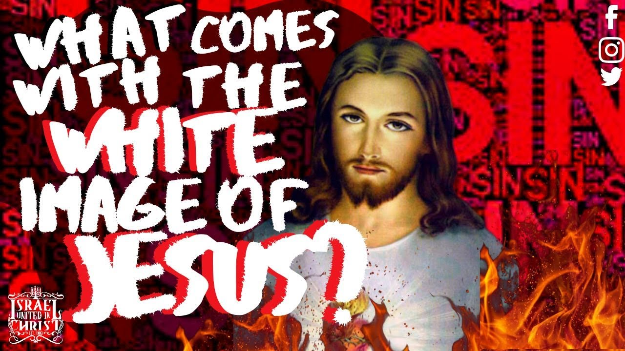 #IUIC | What Comes With The White Image Of Jesus??