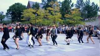 Cornell University: Flash Mob - Gangnam Style