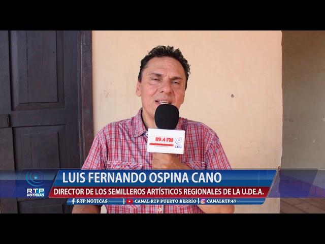 HAZ PARTE DEL SEMILLERO DE PERCUSIÓN Y DANZA DE LA UNIVERSIDAD DE ANTIOQUIA EN PUERTO BERRIO.