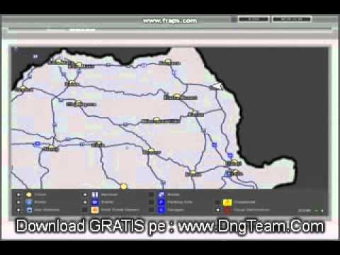 18 Wheels Of Steel Haulin Romanian Map V1 4 Youtube
