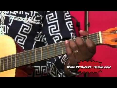 The Root of Congolese Rumba Guitar by Jeannot Bel