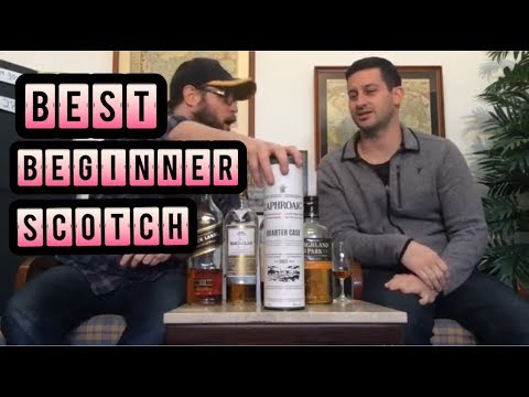 Best Beginner Scotch