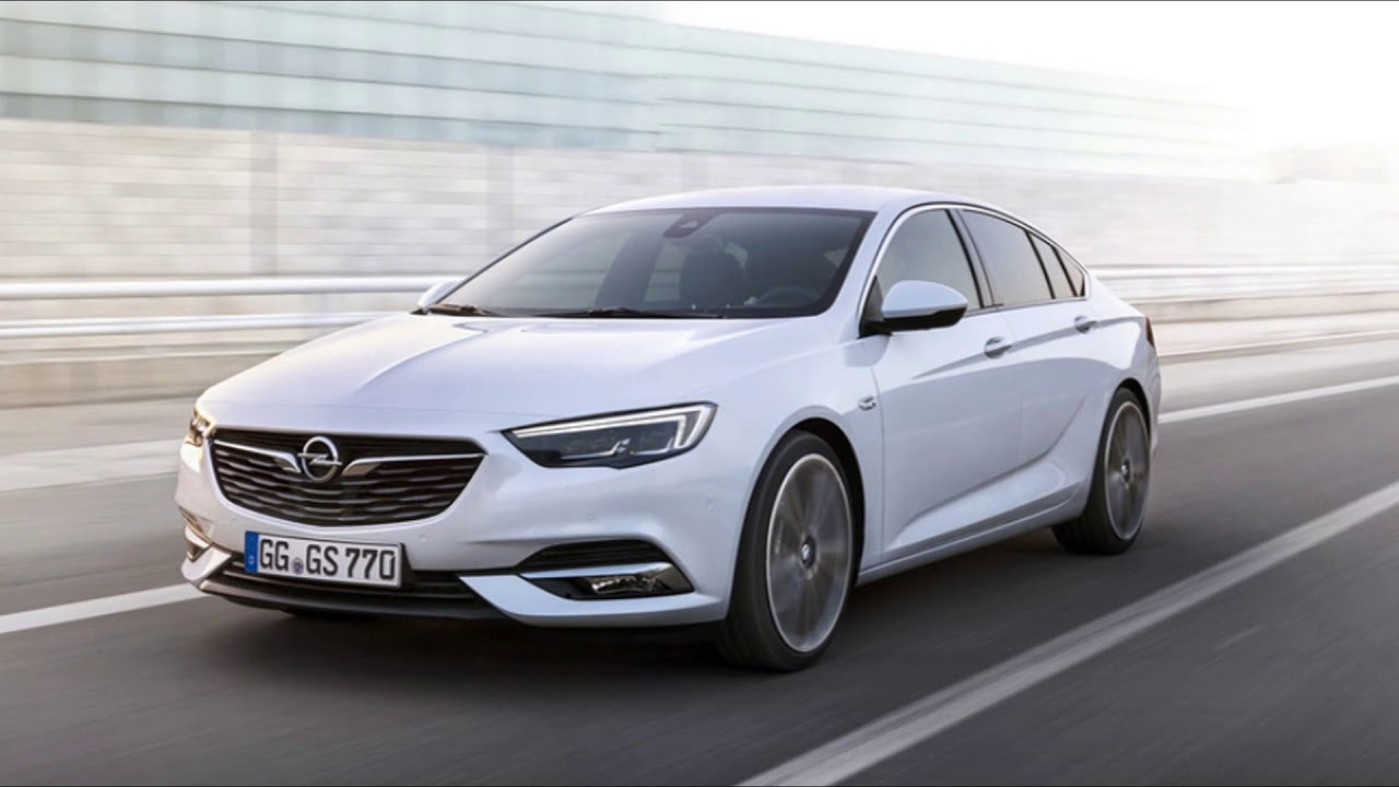 release new 2019 opel insignia grand sport country - youtube