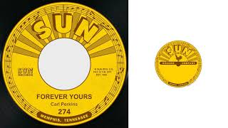 Carl Perkins - Forever Yours YouTube Videos