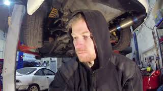 Honda S2000 diff removal in 15 minutes