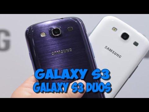 Сравнение Samsung galaxy S3 и S3 duos