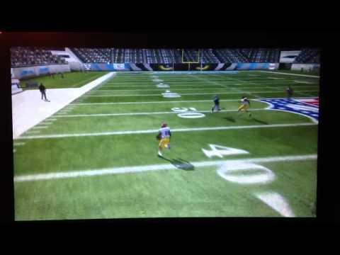 Dante Hall KR touchdown