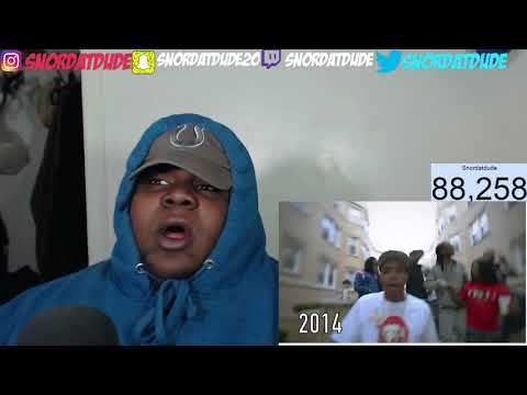 GHERBO MIGHT BE THE CHIRAQ KING!!! The Evolution of Gherbo REACTION!!!