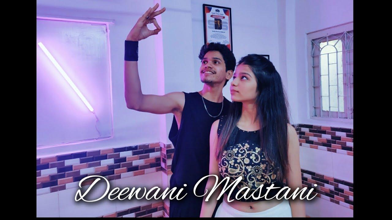 DEEWANI MASTANI   ONE TAKE DANCE   WAACKING DANCE   INVADERZ DANCE CREW  