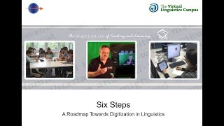 Six Steps - A Roadmap Towards Digitization in Linguistics