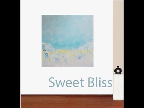 Buy Original Abstract Art Online Gallery Impasto Original Modern Painting by KR MOEHR