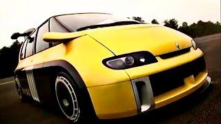 Минивэн 90 х быстрее Bugatti Veyron! Самый быстрый автомобиль, разгон до 100 - Renault Espace F1(, 2017-03-20T16:00:05.000Z)