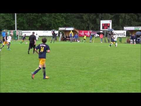 Cordial cup 2017 (U11) FC Red Bull Salzburg - NŠ NK Krško 2:1* (1:1)