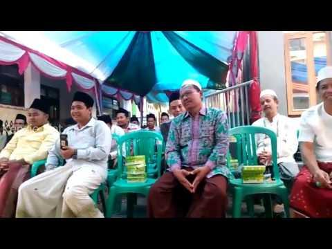 ceramah KH.adib rofiuddin izza acara walimatussafar di buntet
