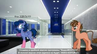 """Пони-сериал """"Слепая"""" Серия 11"""