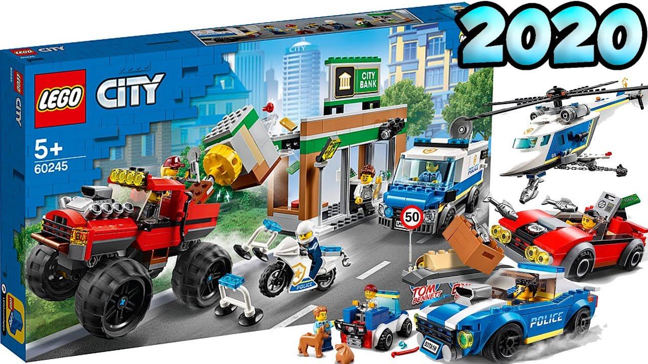Lego City 2020 Sets Youtube