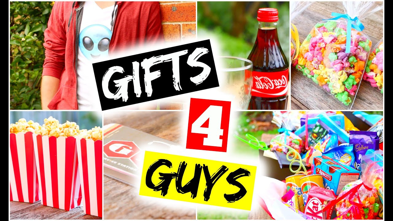 DIY Gifts For Guys! DIY Gift Ideas For Boyfriend, Dad