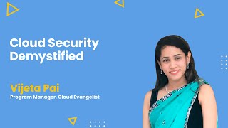 Cloud Security Demystified - AMA ft. Vijeta Pai