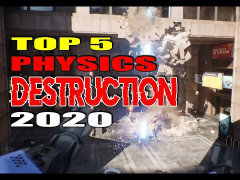 Top 5 Amazing Physics Destruction 2020