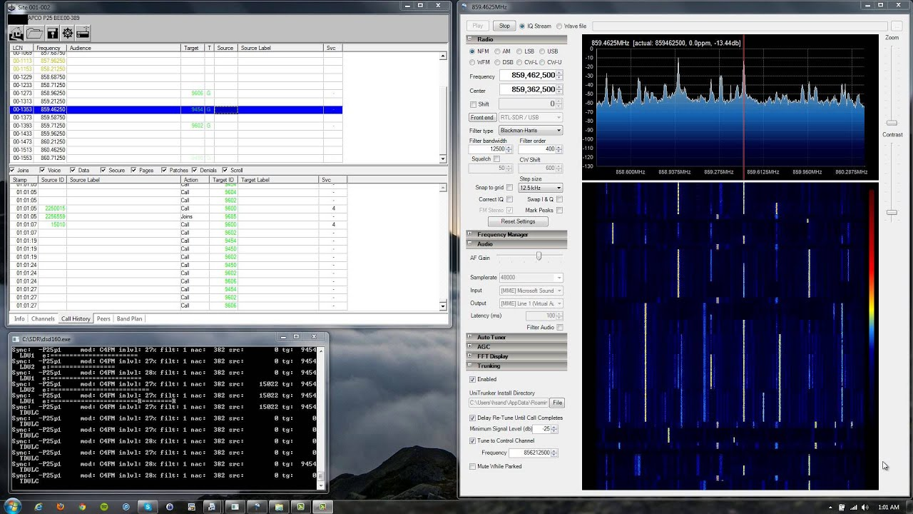 SDR As A Police And Fire Radio Scanner | Hackaday