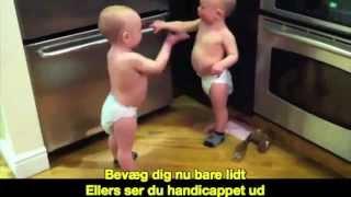 baby snak oversat med danske texter
