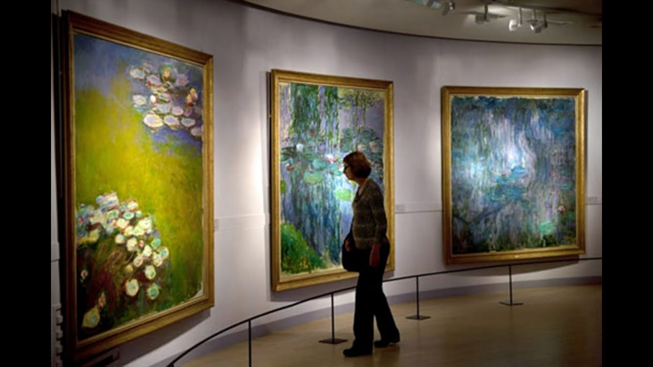 Claude Monet Museum Paris
