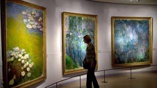 Claude Monet Art Museums Full HD 1080i