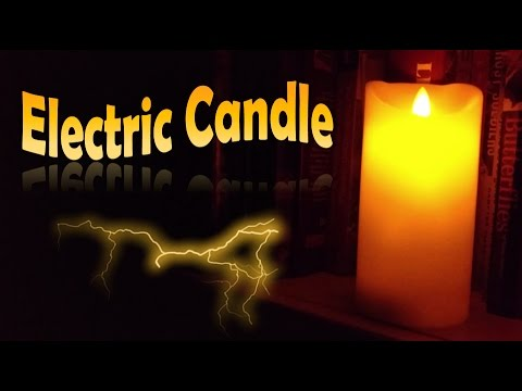Electric Candle Commercial