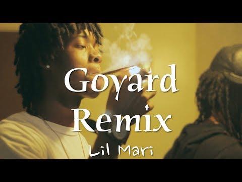 """Lil Mari """"Goyard"""" Remix"""
