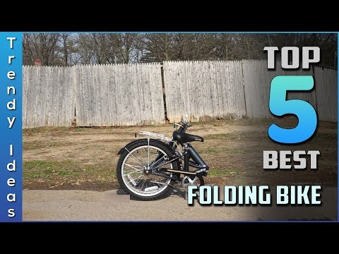 Top 5 Best Folding Bikes Review in 2020