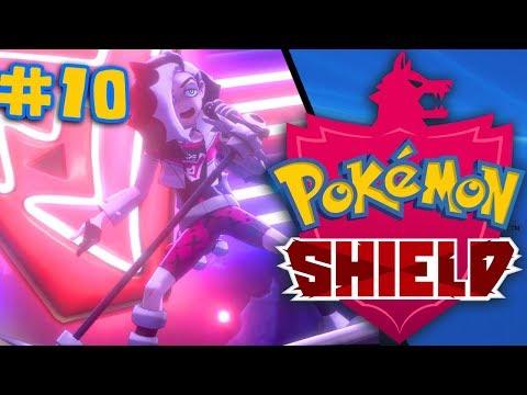 Pokémon Shield | Spikemuth Punks #10