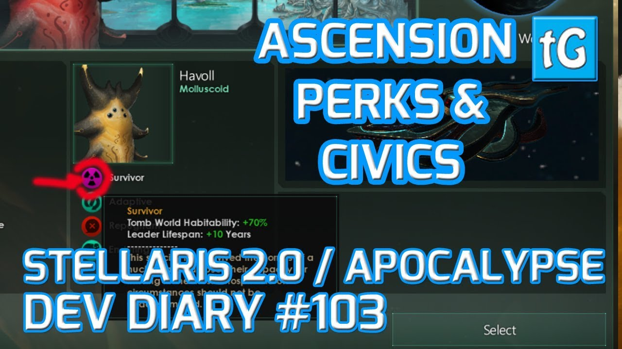 Stellaris – The Great Cherryh Update Patch 2 0 & Apocalypse