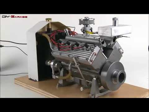 12 tiny engines But the piston is a 10 croft NEWS CAR 24H